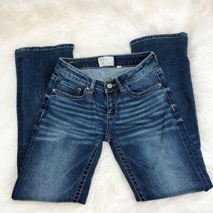 *BKE Buckle Stella Bootcut Medium Wash Jeans Sz 26